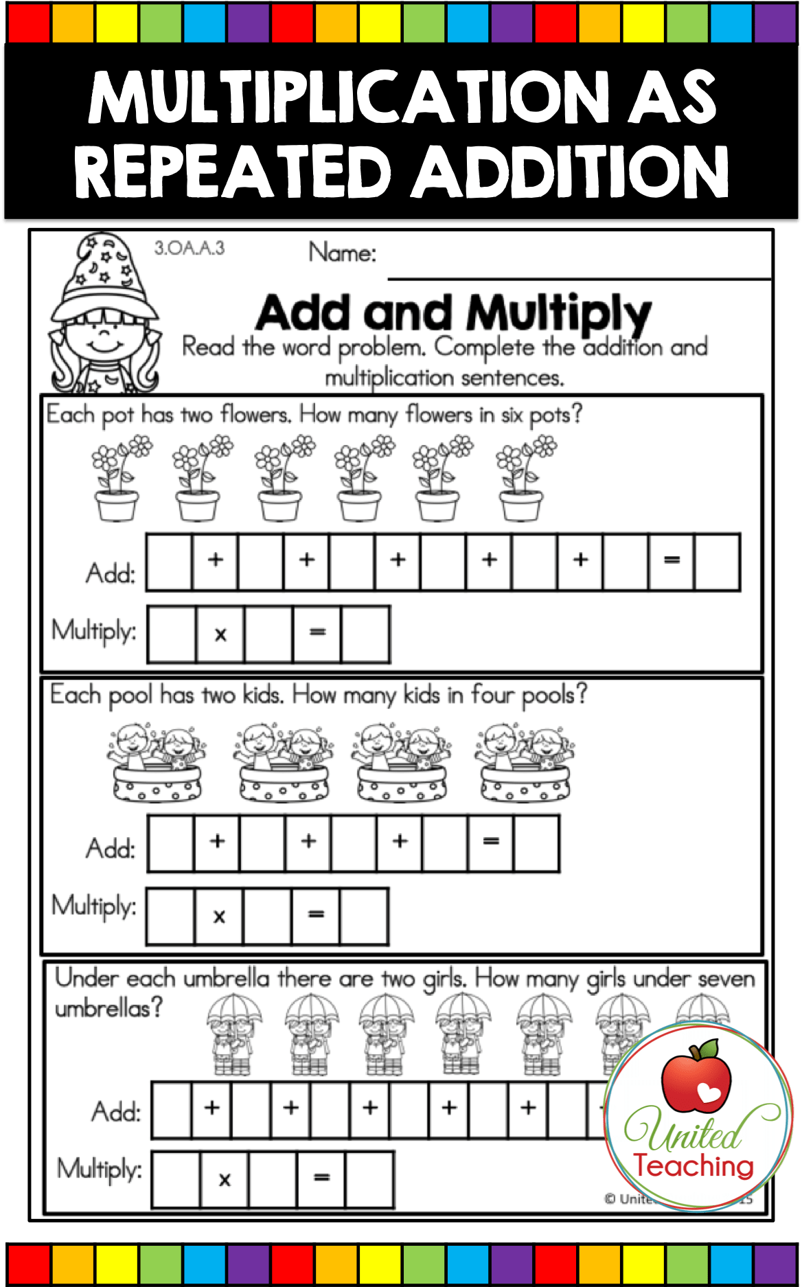 Fact Master Addition Worksheets