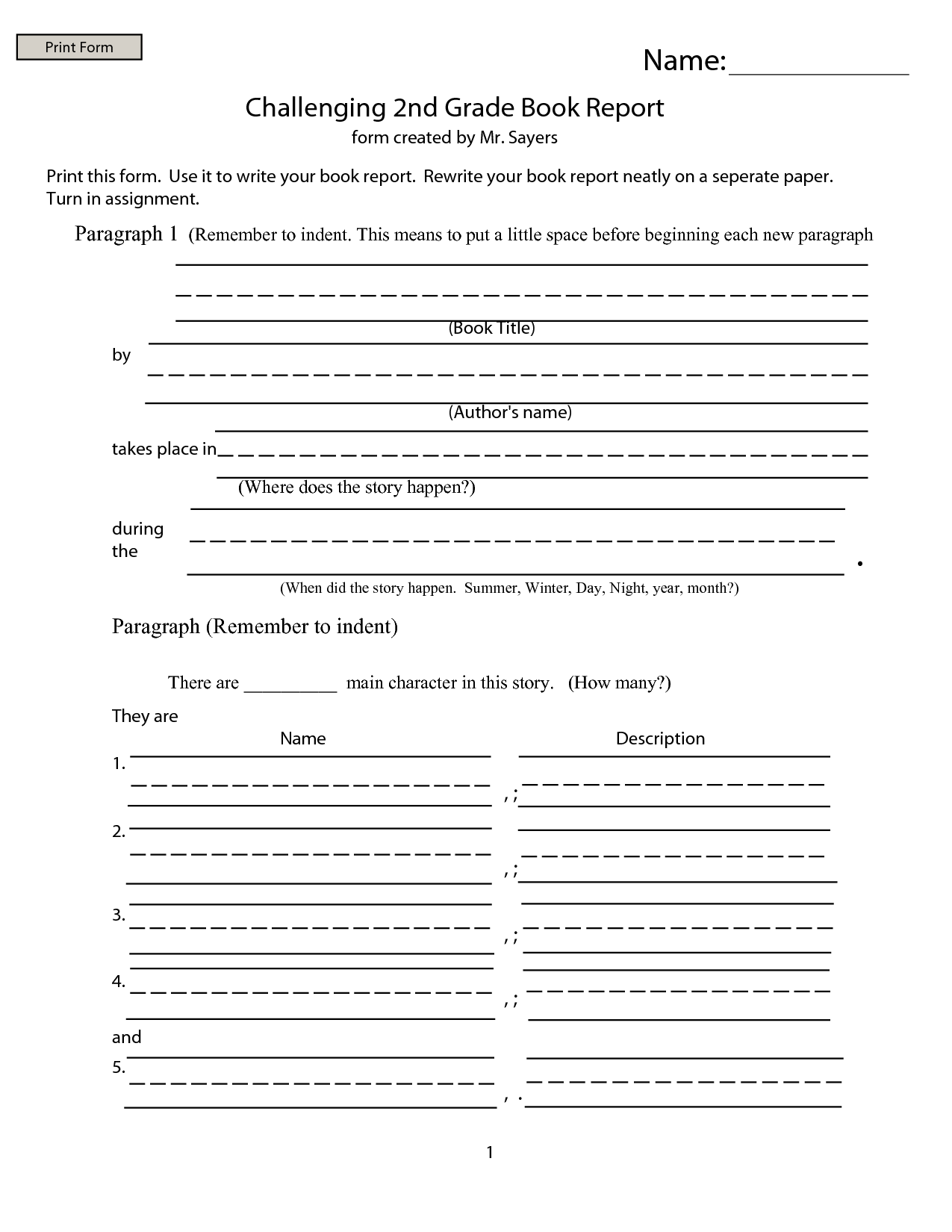 9 Best Images Of Research Paper Worksheet