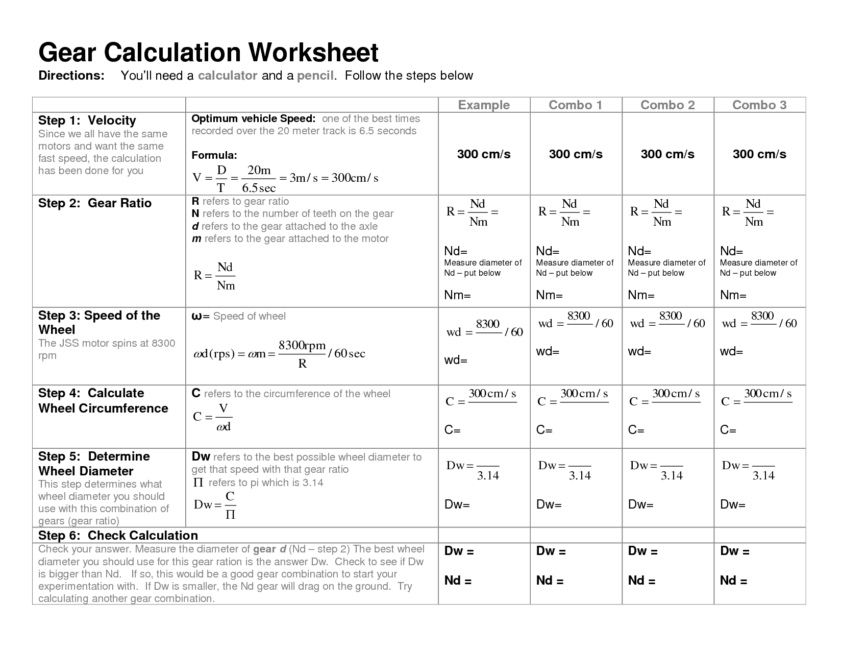 6 Best Images Of Speed And Velocity Worksheets With Answers