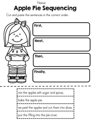 10 Best Images Of Apple Worksheets Grade 1