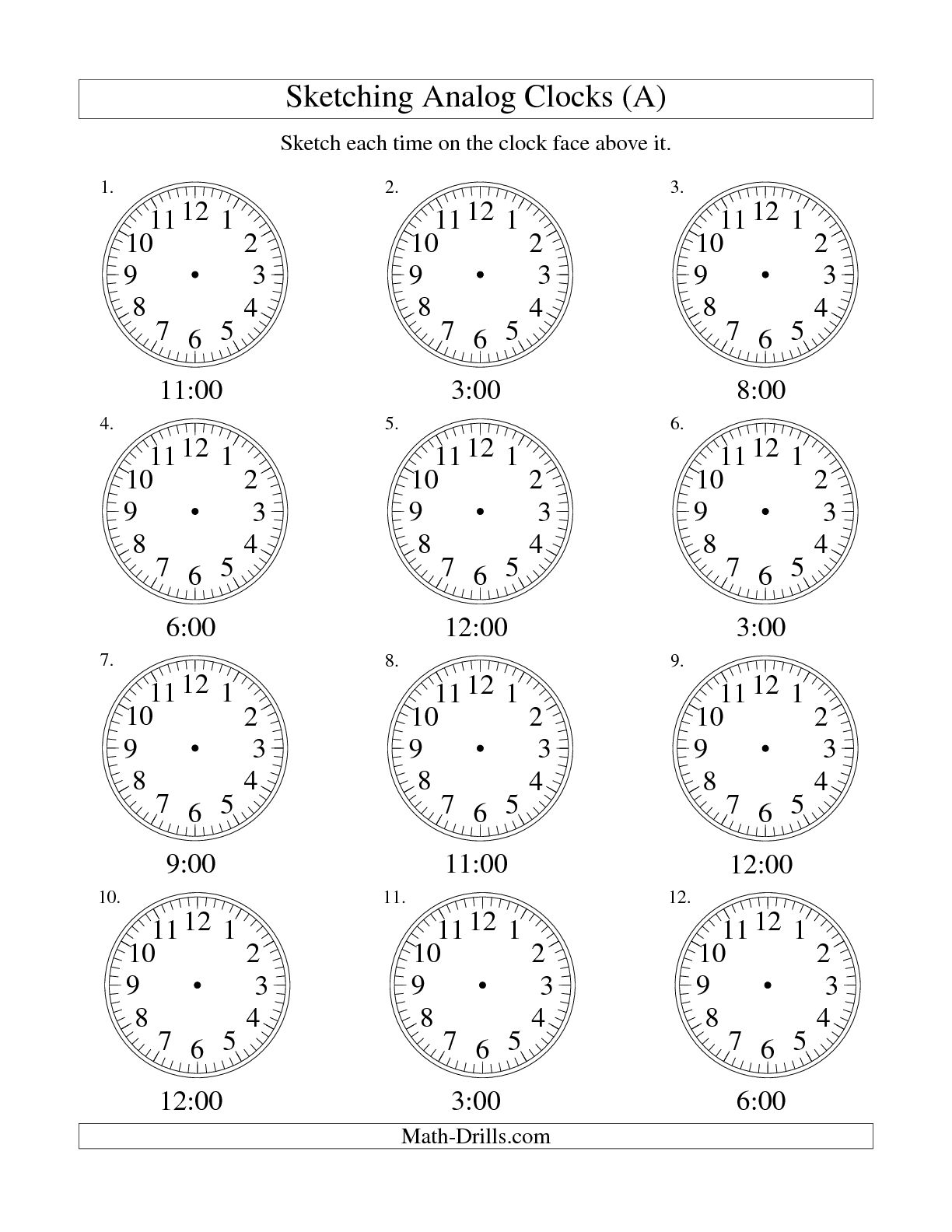 11 Best Images Of Intervals Worksheet Hour