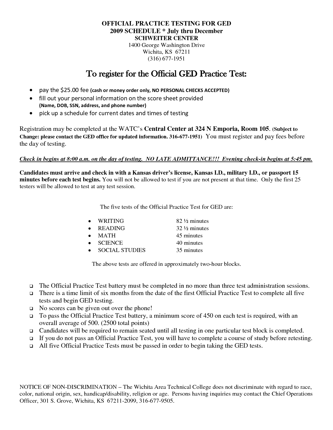 Ged Math Practice Test Free Printable That Are Fabulous