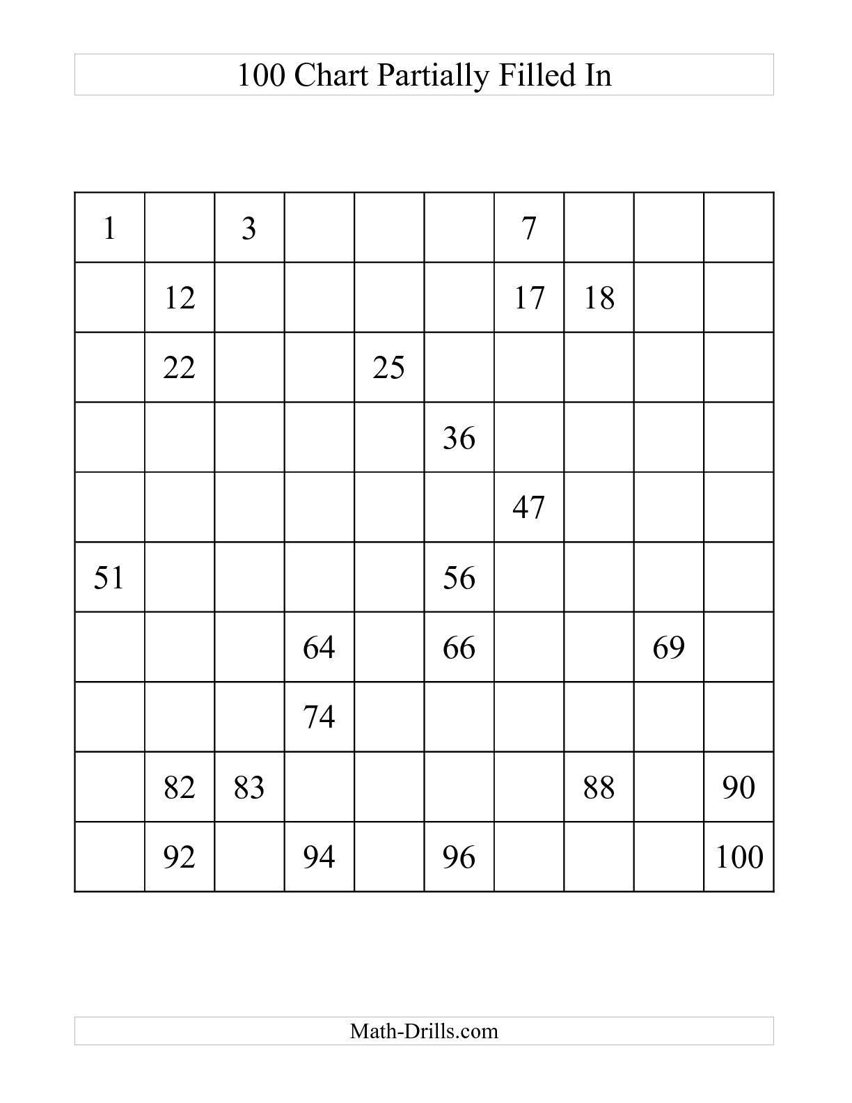 6 Best Images Of Everyday Math Number Grid Worksheet