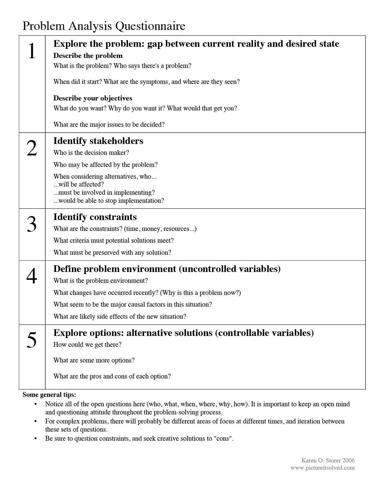 15 Best Images Of Problem Solving Worksheets For Adults