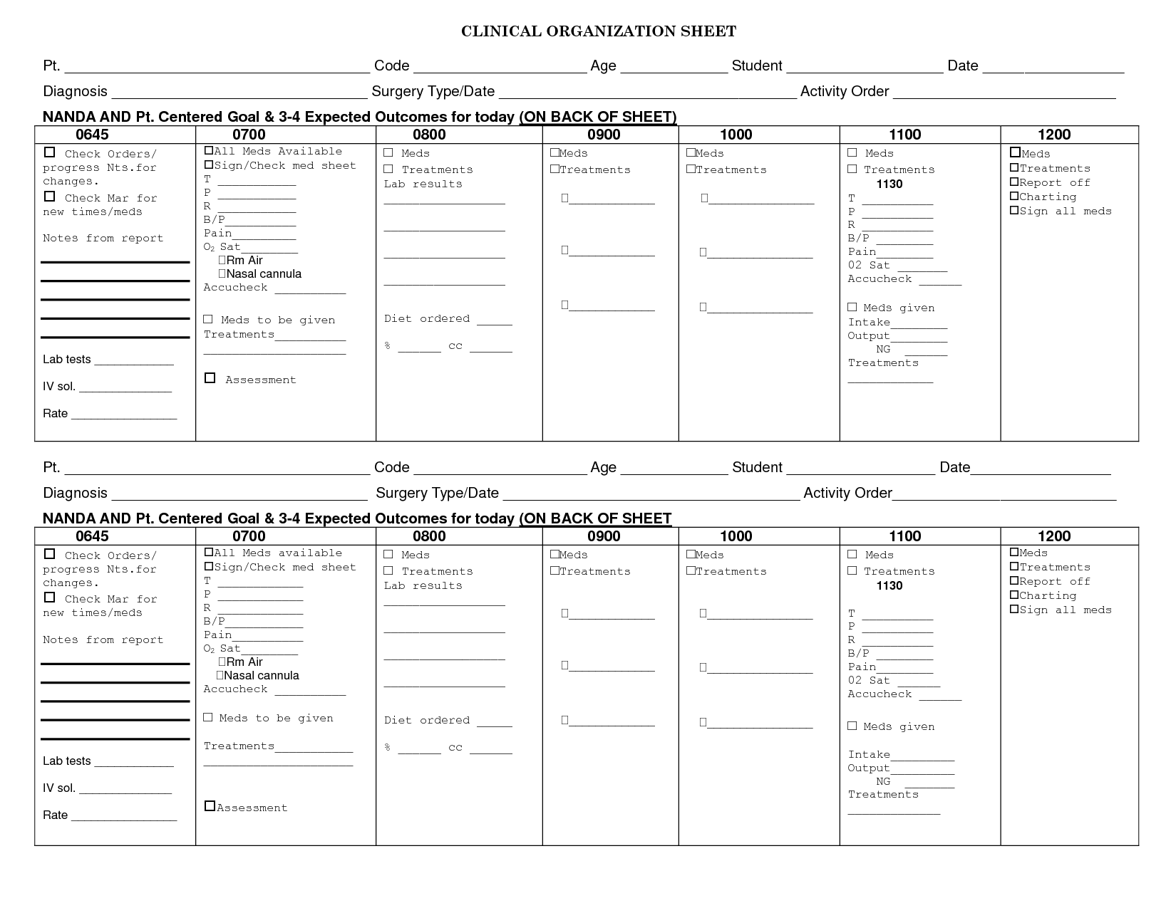 16 Best Images Of Sample Blank Check Worksheet