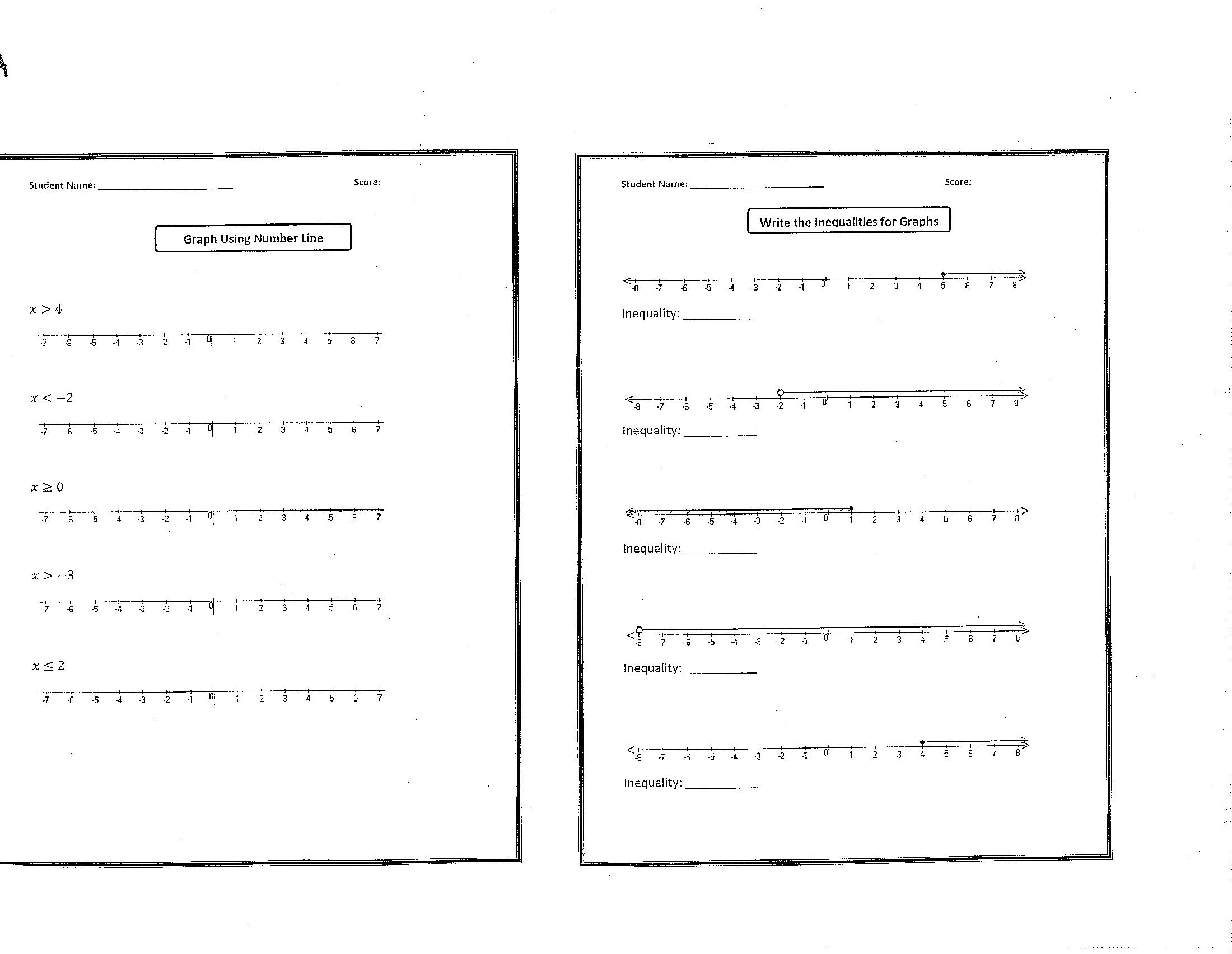 9 Best Images Of Timeline Worksheets For Middle School