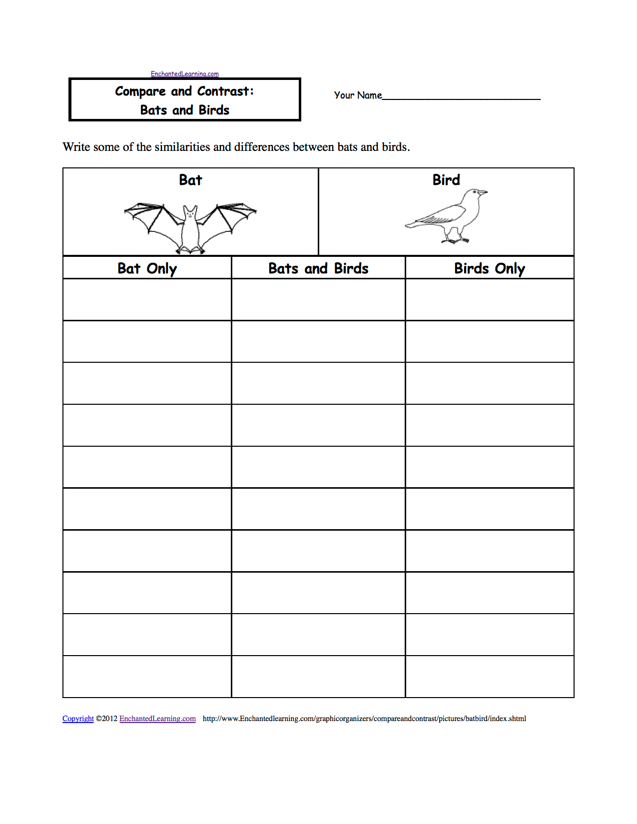 Comparing Weight Worksheet 1st Grade
