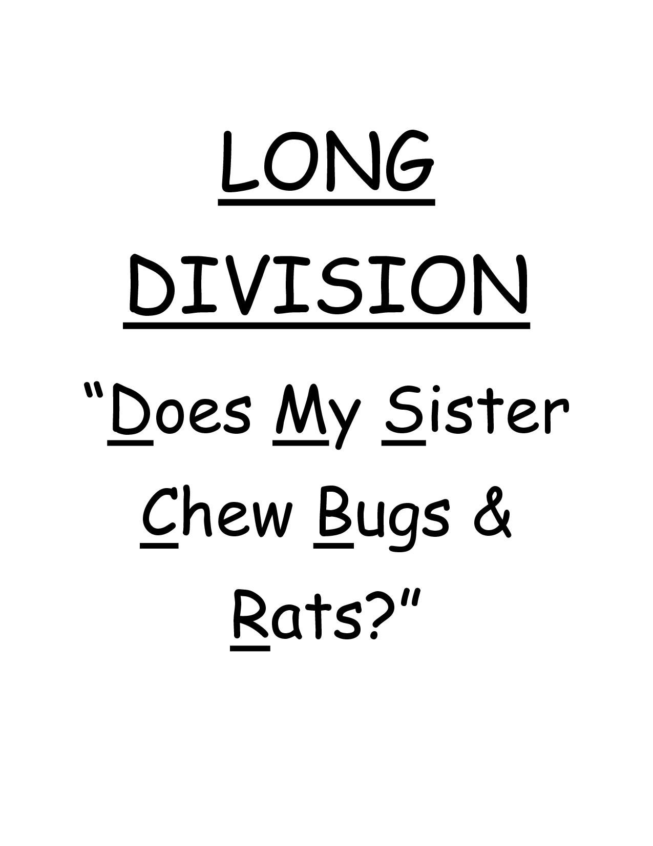 10 Best Images Of Long Division Coloring Worksheets