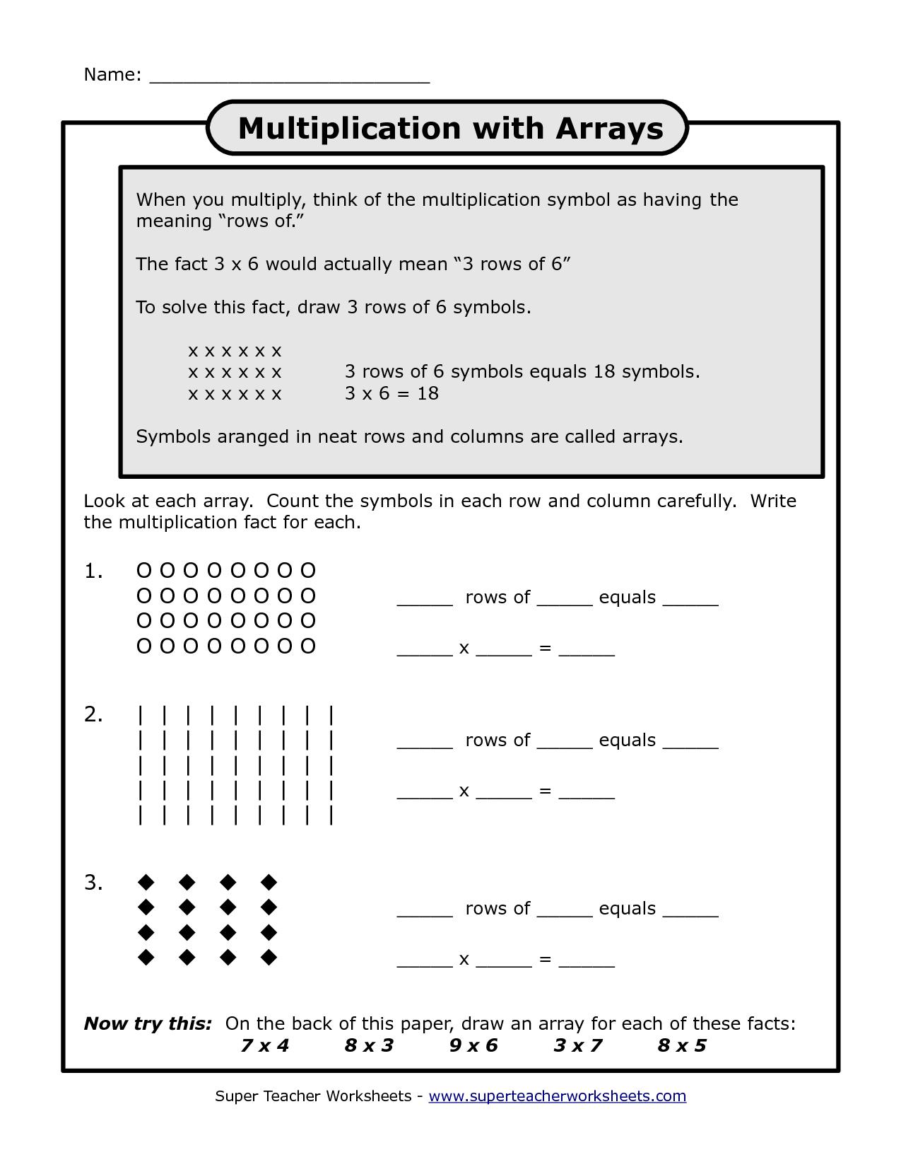 11 Best Images Of Lattice Multiplication Printable