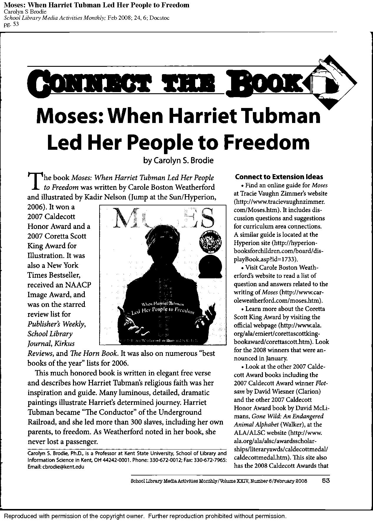11 Best Images Of Harriet Tubman Worksheets