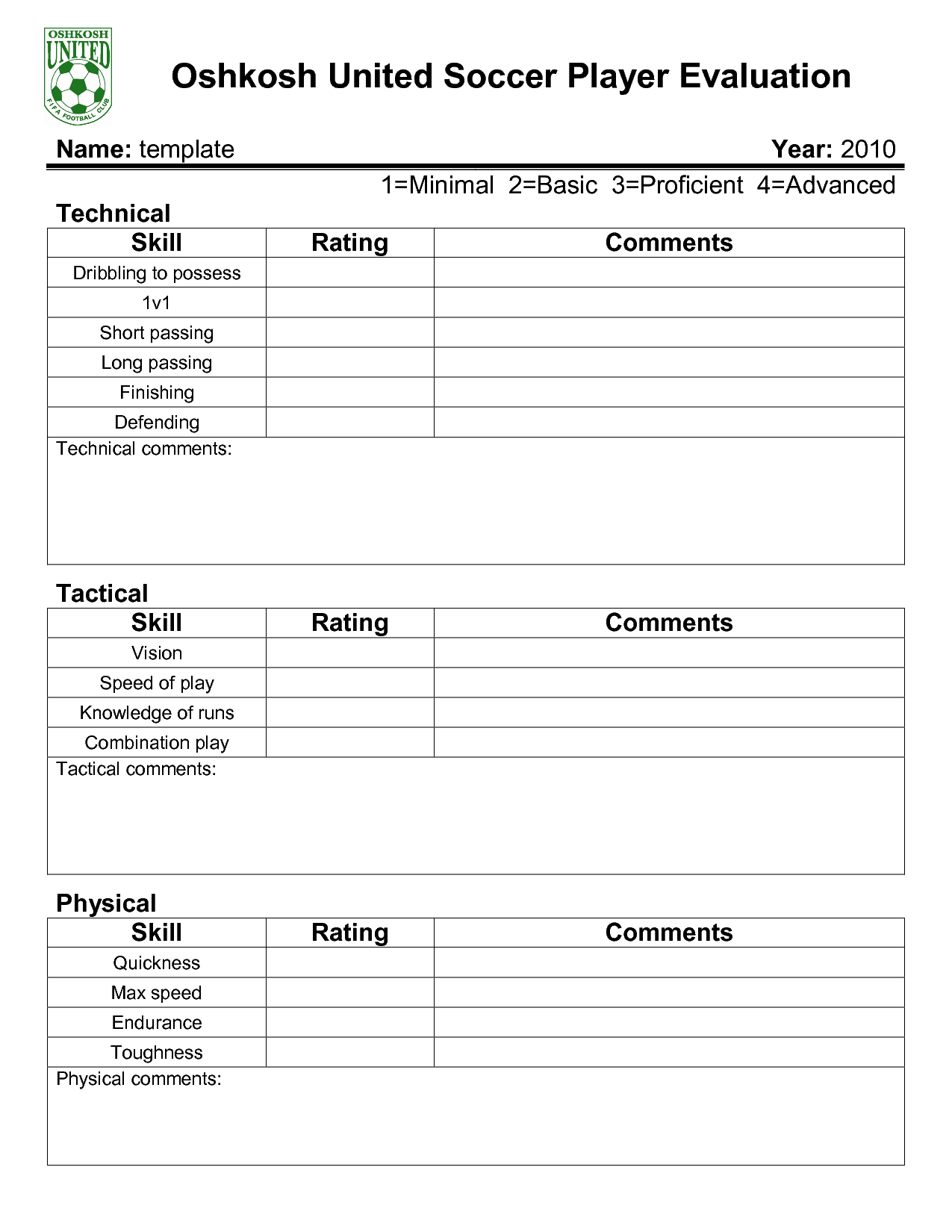 18 Best Images Of Volleyball Skills Worksheet