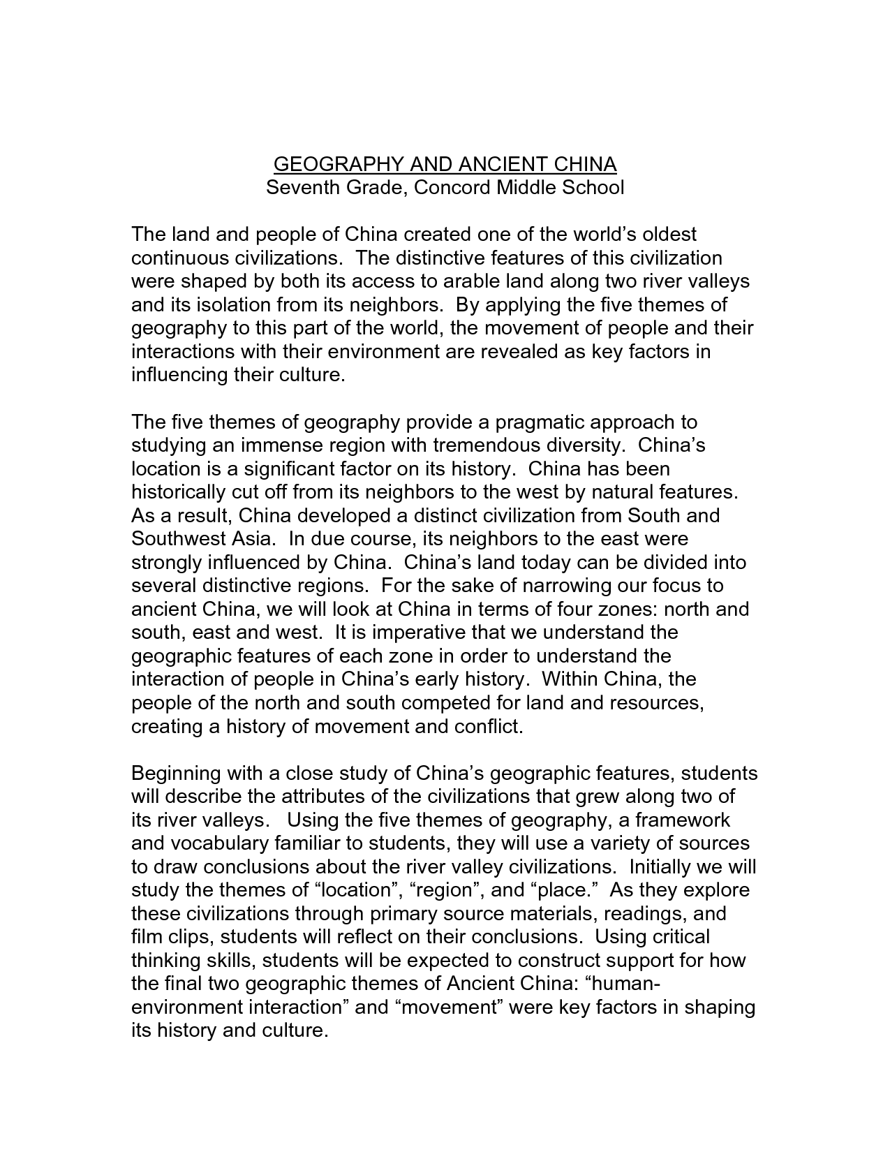5 Themes Of Geography For China 18 Best Images Of Five Themes Of Geography Worksheets 5