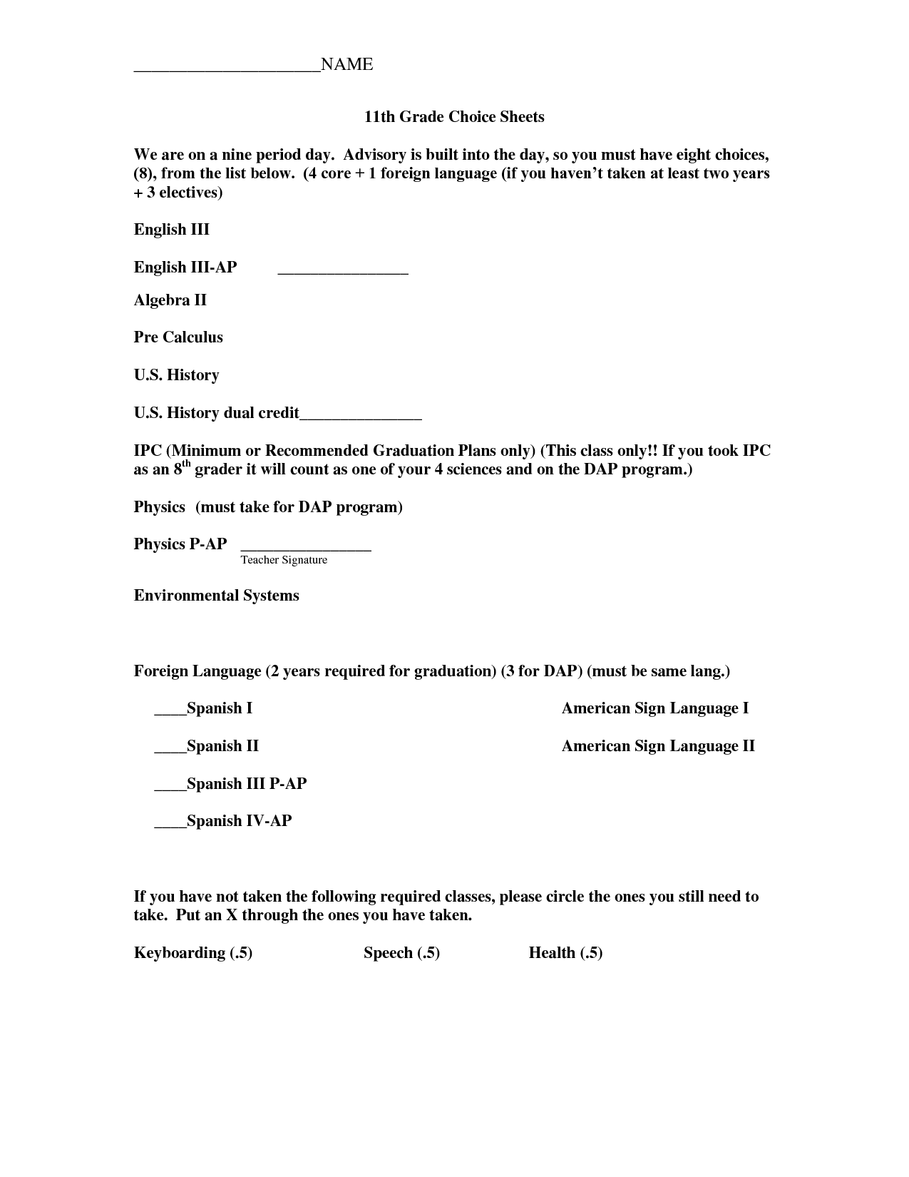 16 Best Images Of 9th Grade Health Worksheets