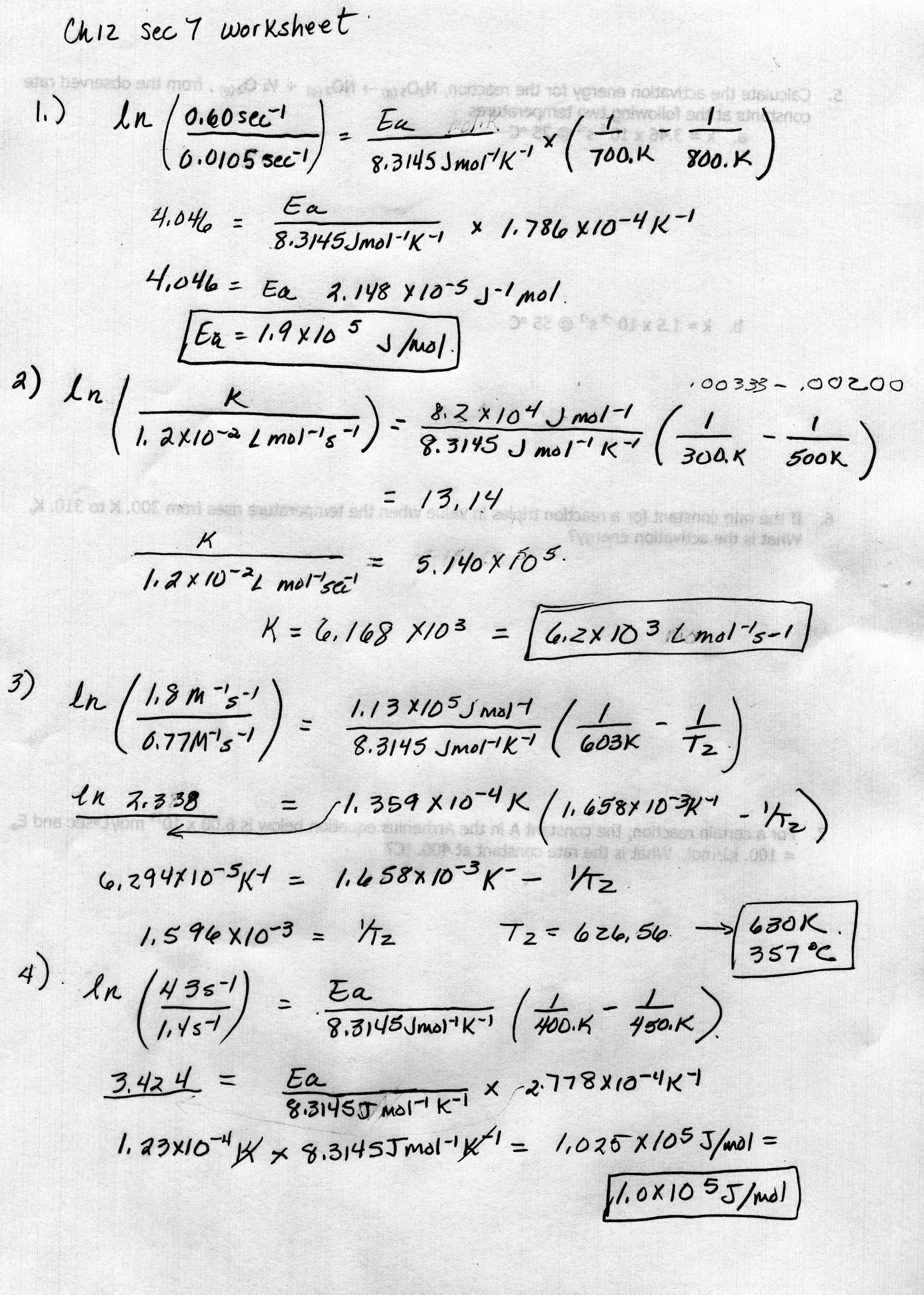 13 Best Images Of Enzymes Worksheet Answer Key Cut Out