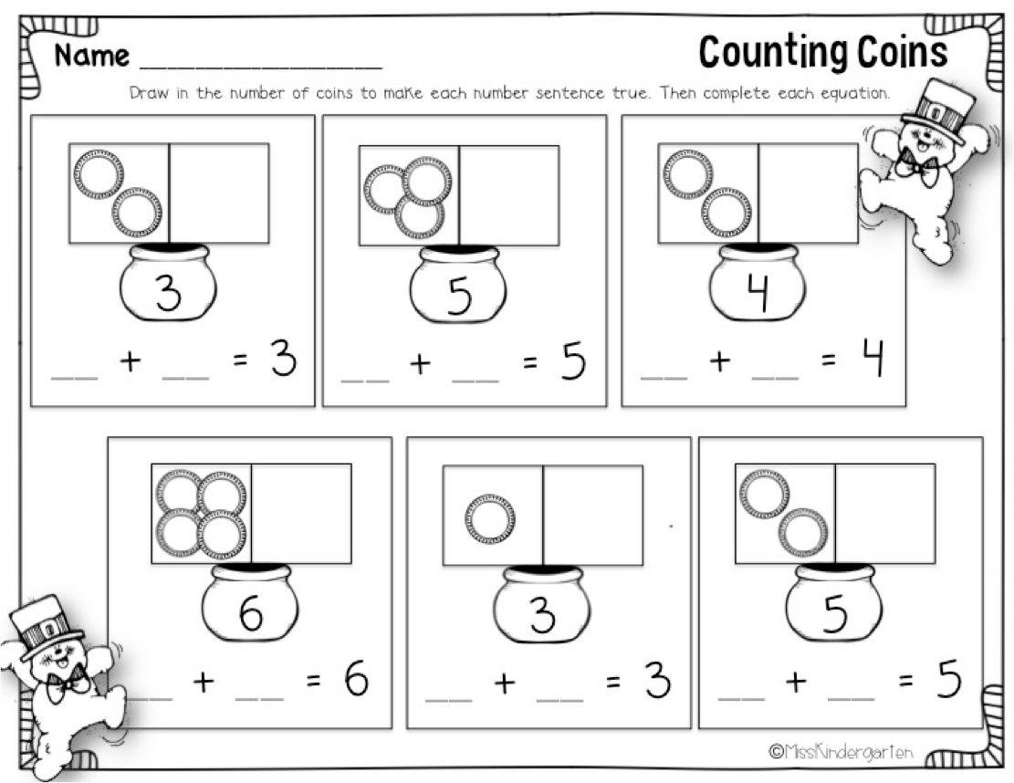17 Best Images Of What Comes Next Worksheets For Kindergarten