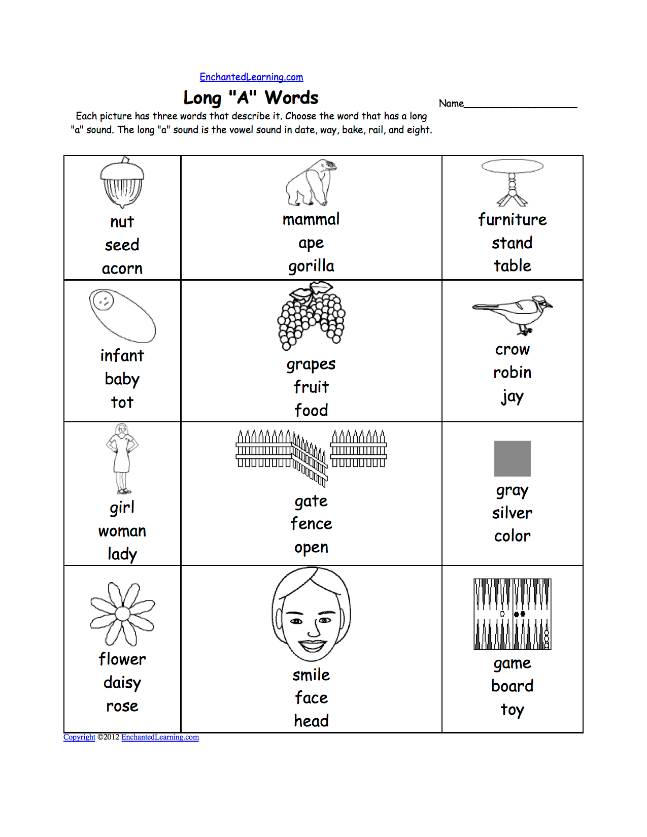 13 Best Images Of Letter Sound Phonics Worksheets