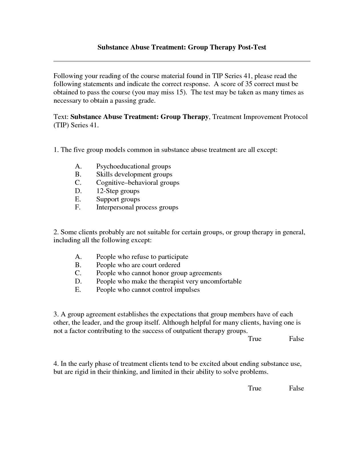 18 Best Images Of Group Therapy Mental Health Worksheets