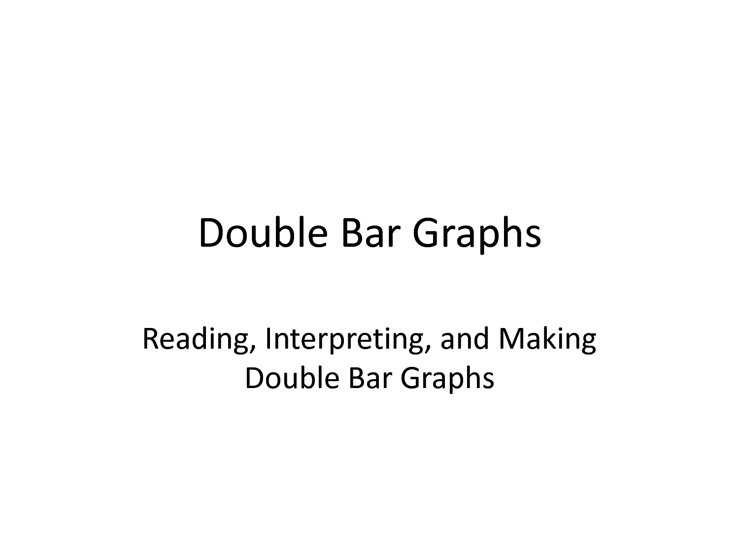 13 Best Images Of Interpreting Graphs Worksheets