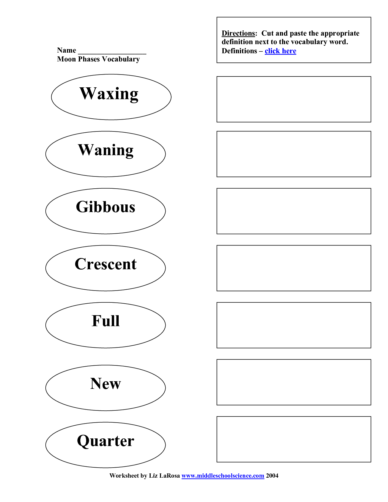 Numbers 1 20 Cut And Paste Worksheet