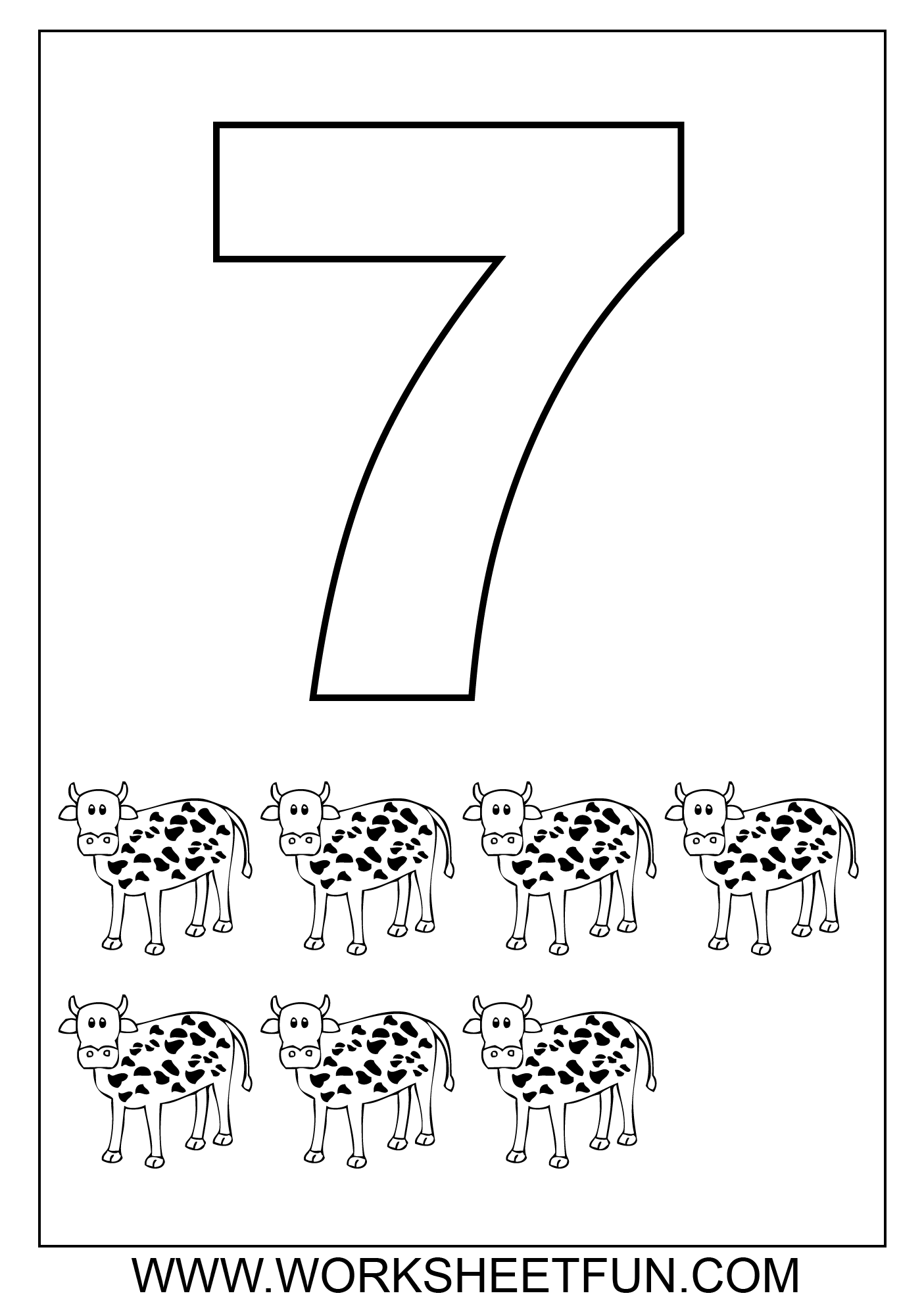 15 Best Images Of Counting Numbers To 20 Worksheets