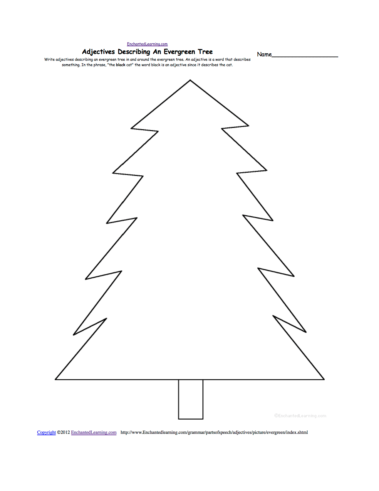 15 Best Images Of Christmas Parts Of Speech Worksheets