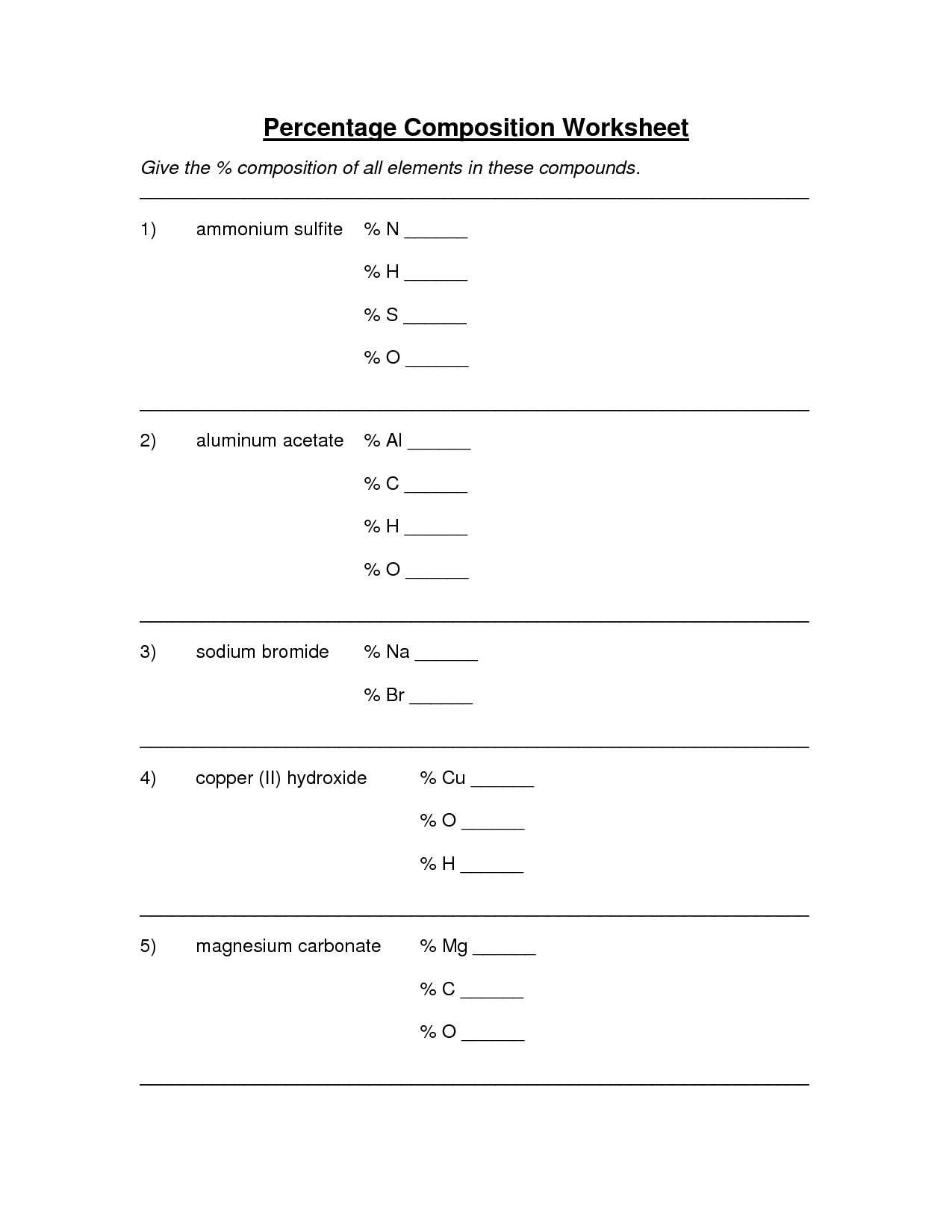 11 Best Images Of Proportions Worksheet Answer Key