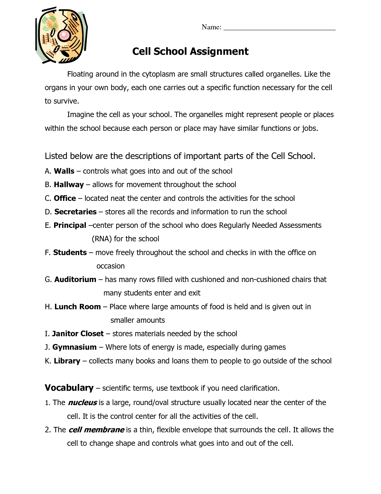 Presidents Worksheet For Middle School