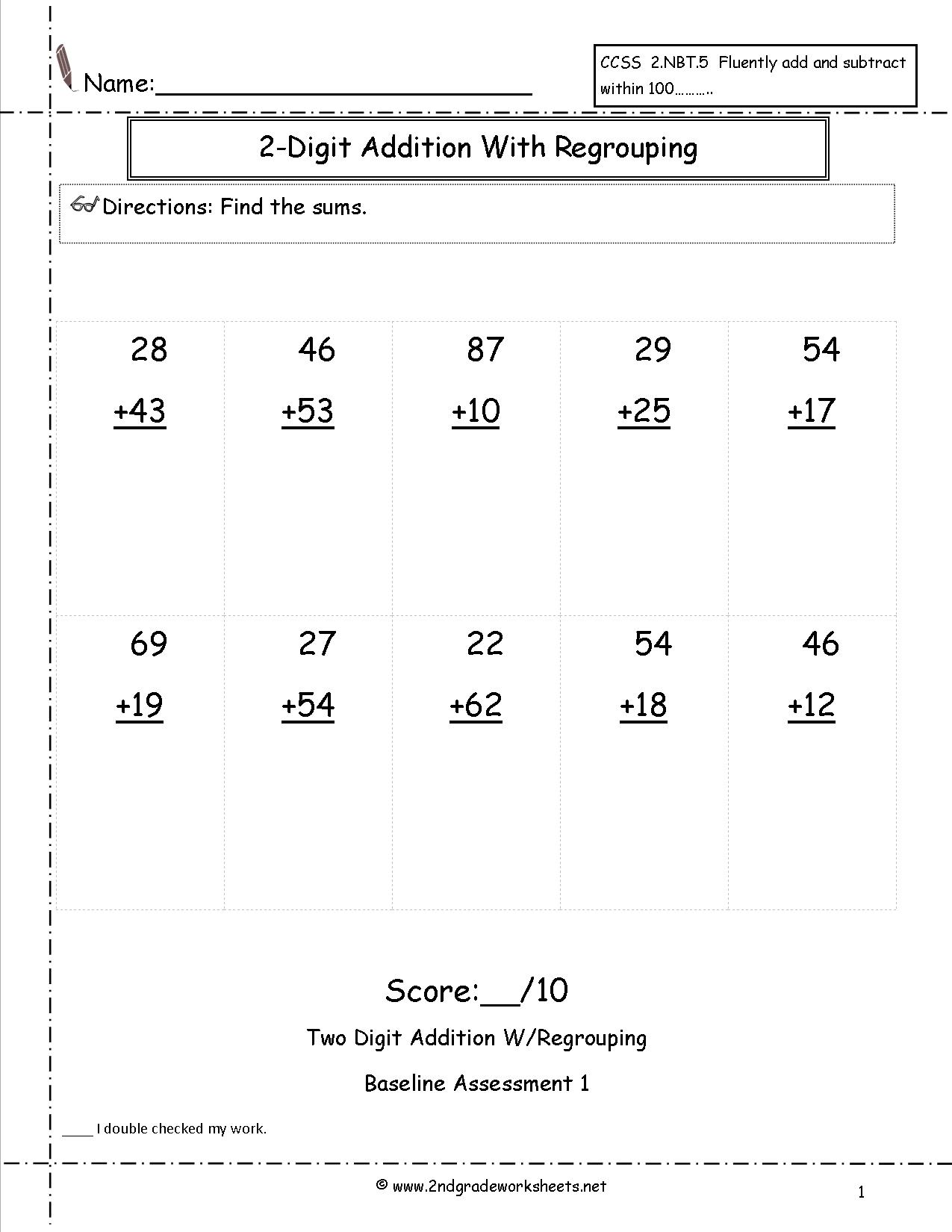 17 Best Images Of Saxon Math Grade 2 Worksheets