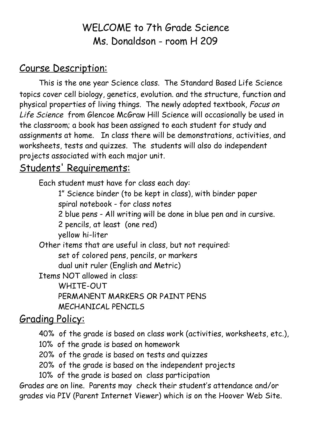 Integers Worksheet 7th Grade