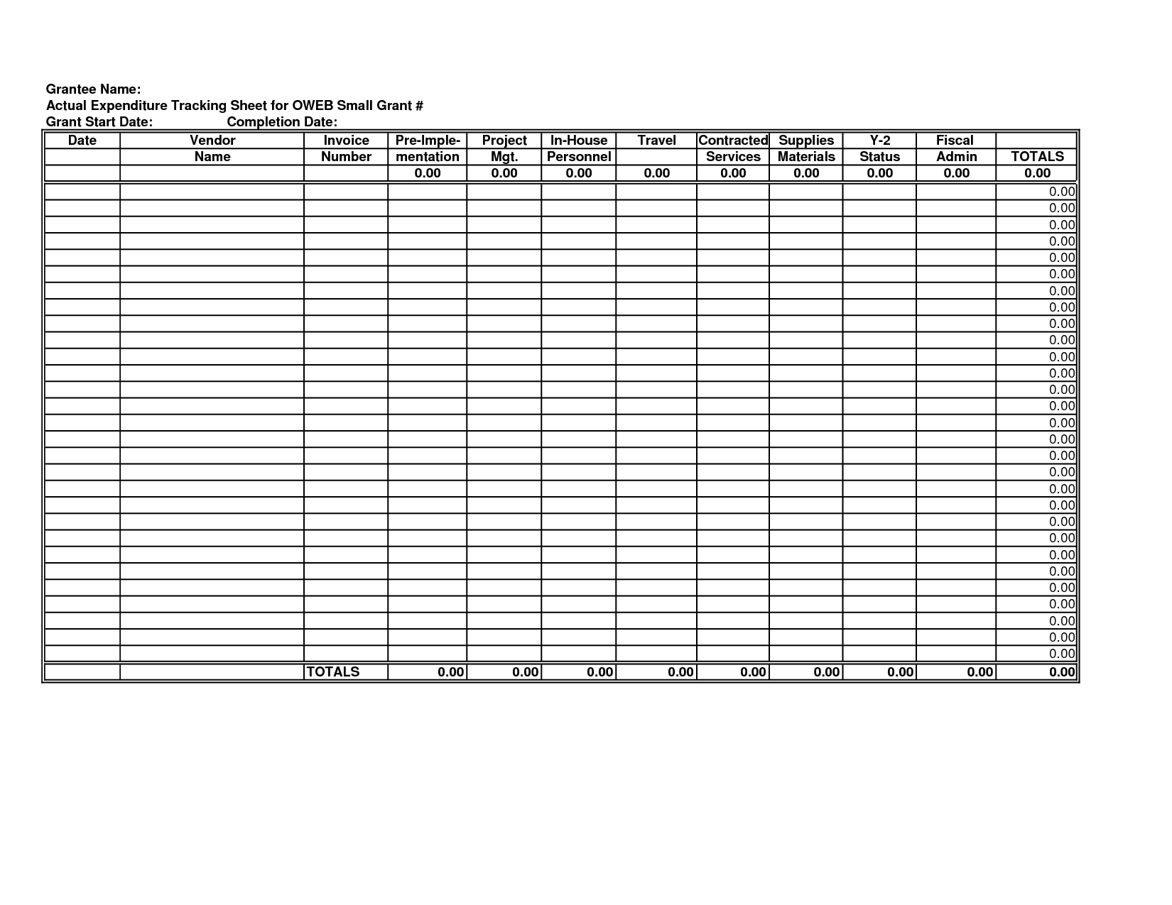 16 Best Images Of Track Daily Spending Worksheet
