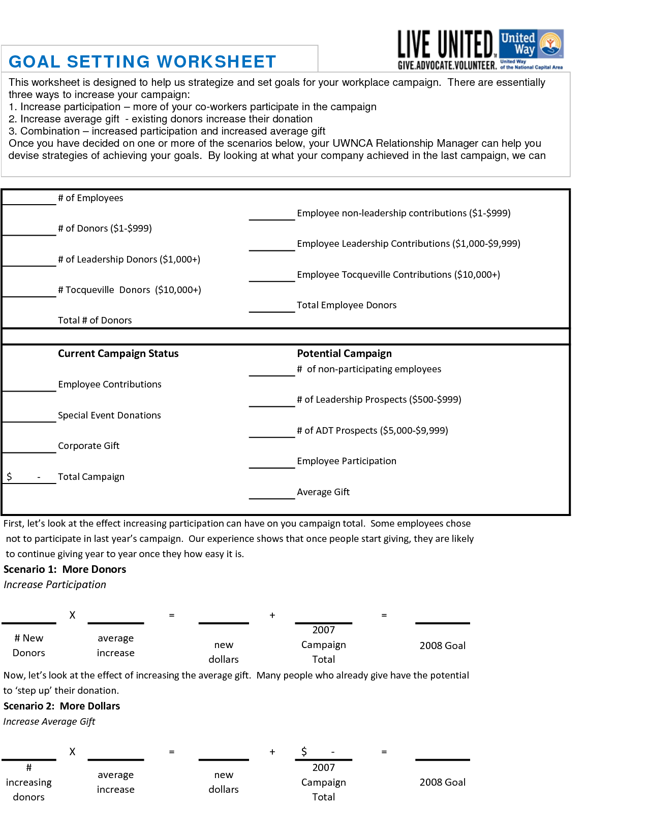 15 Best Images Of Sample Career Development Plan Worksheet