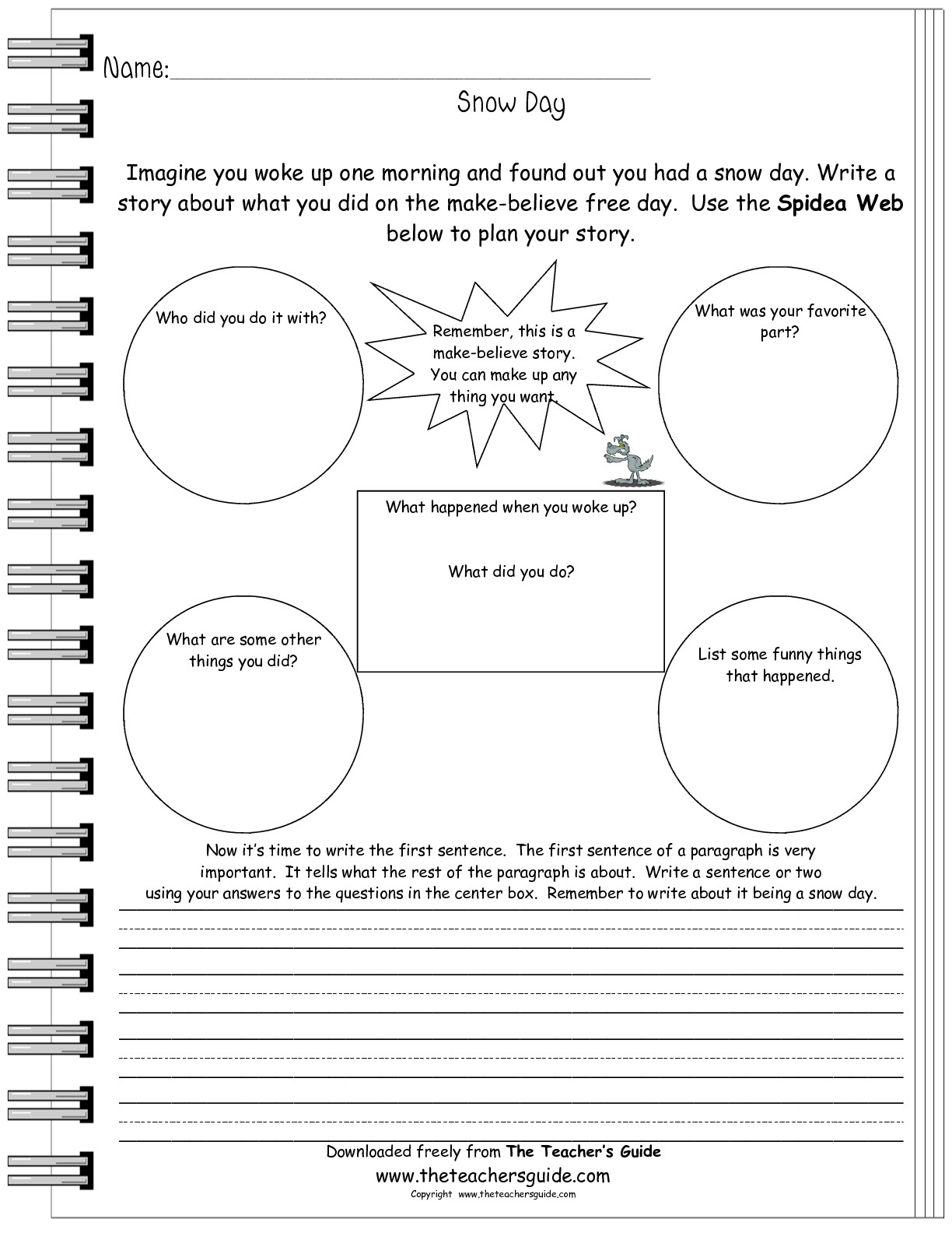 8 Best Images Of Career Day Worksheets