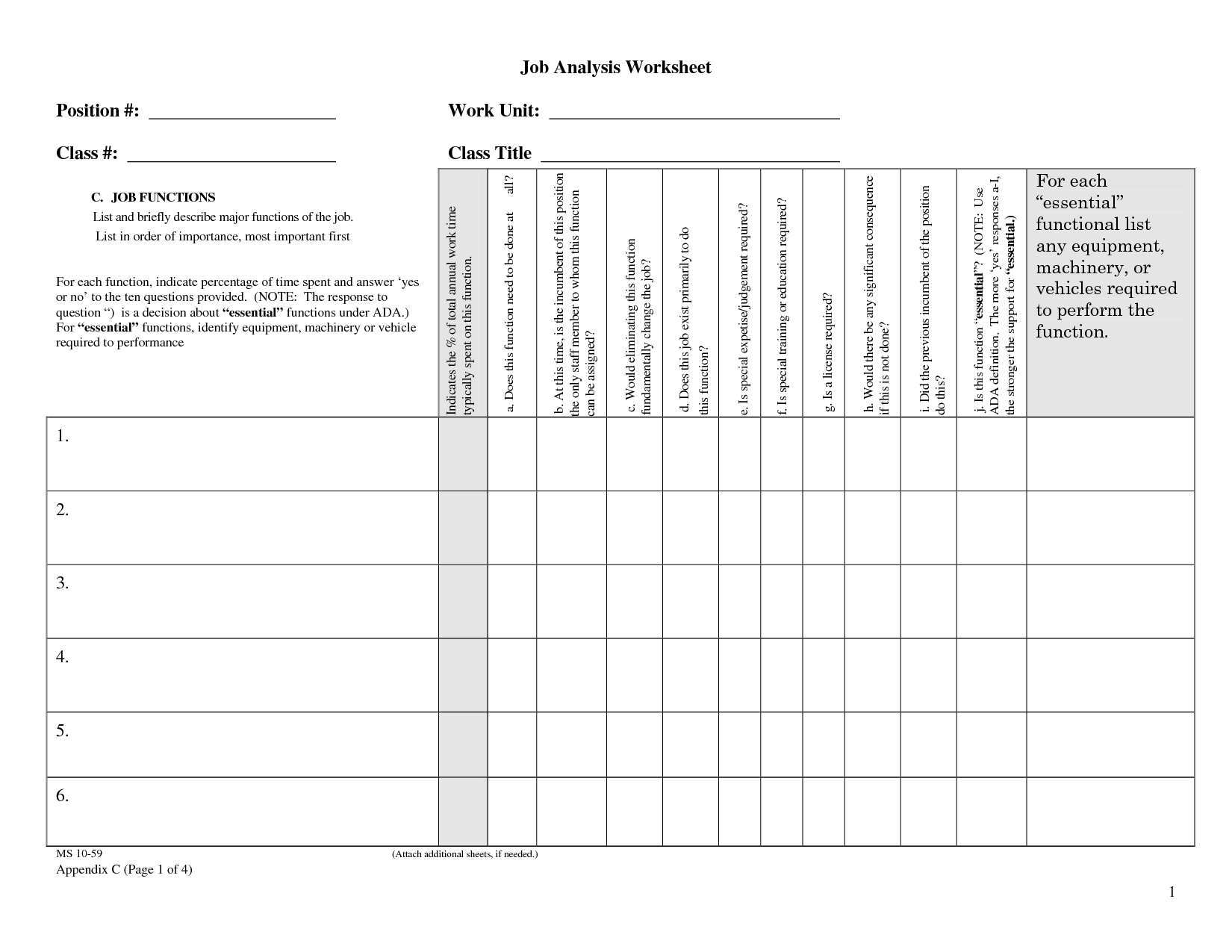 16 Best Images Of Jobs And Tools Worksheet