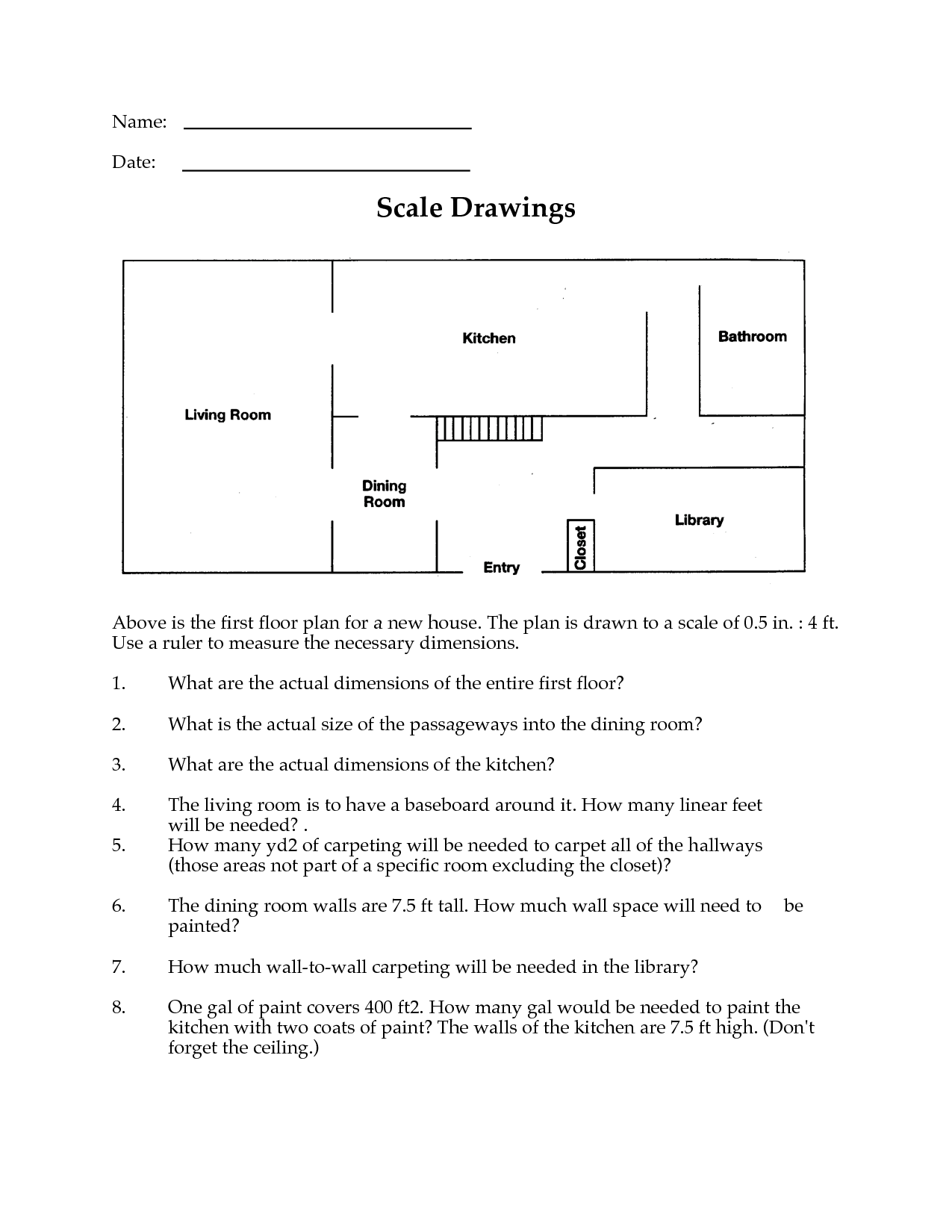 16 Best Images Of Business Plan Worksheet