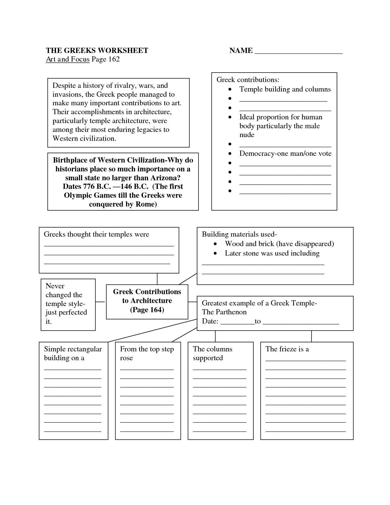 19 Best Images Of Democracy In Ancient Greece Worksheet