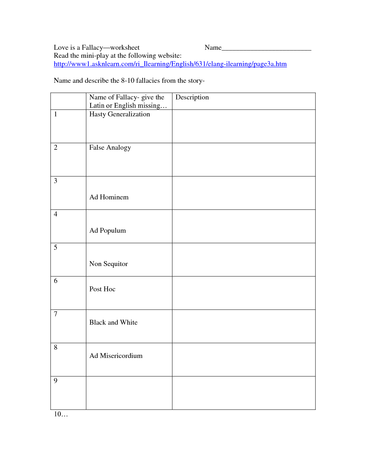 14 Best Images Of Summarizing Activities And Worksheets