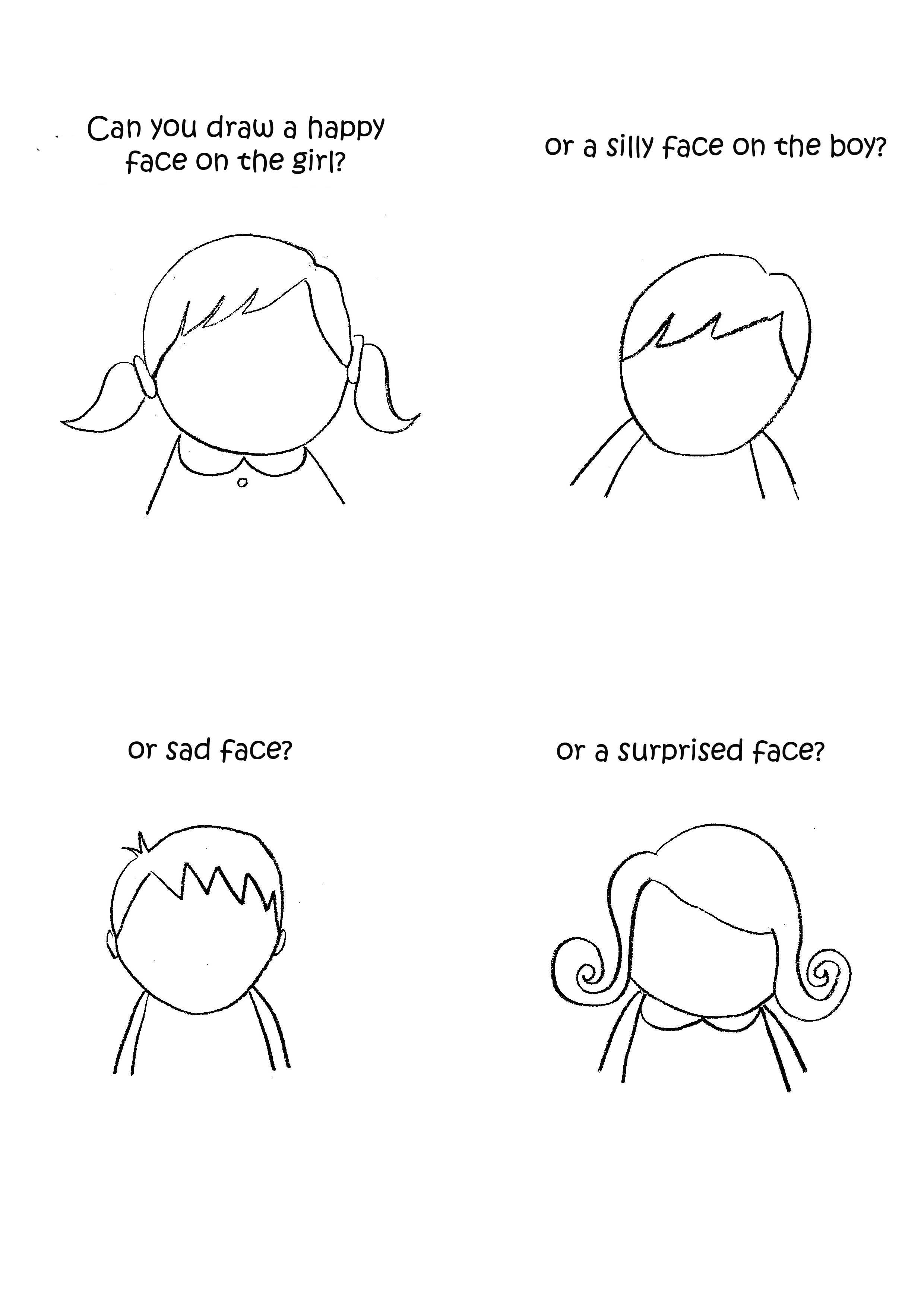 16 Best Images Of Feeling Sad Worksheets