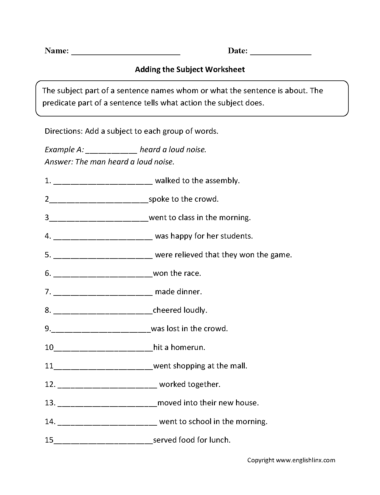 16 Best Images Of 9th Grade Worksheets For All Subjects