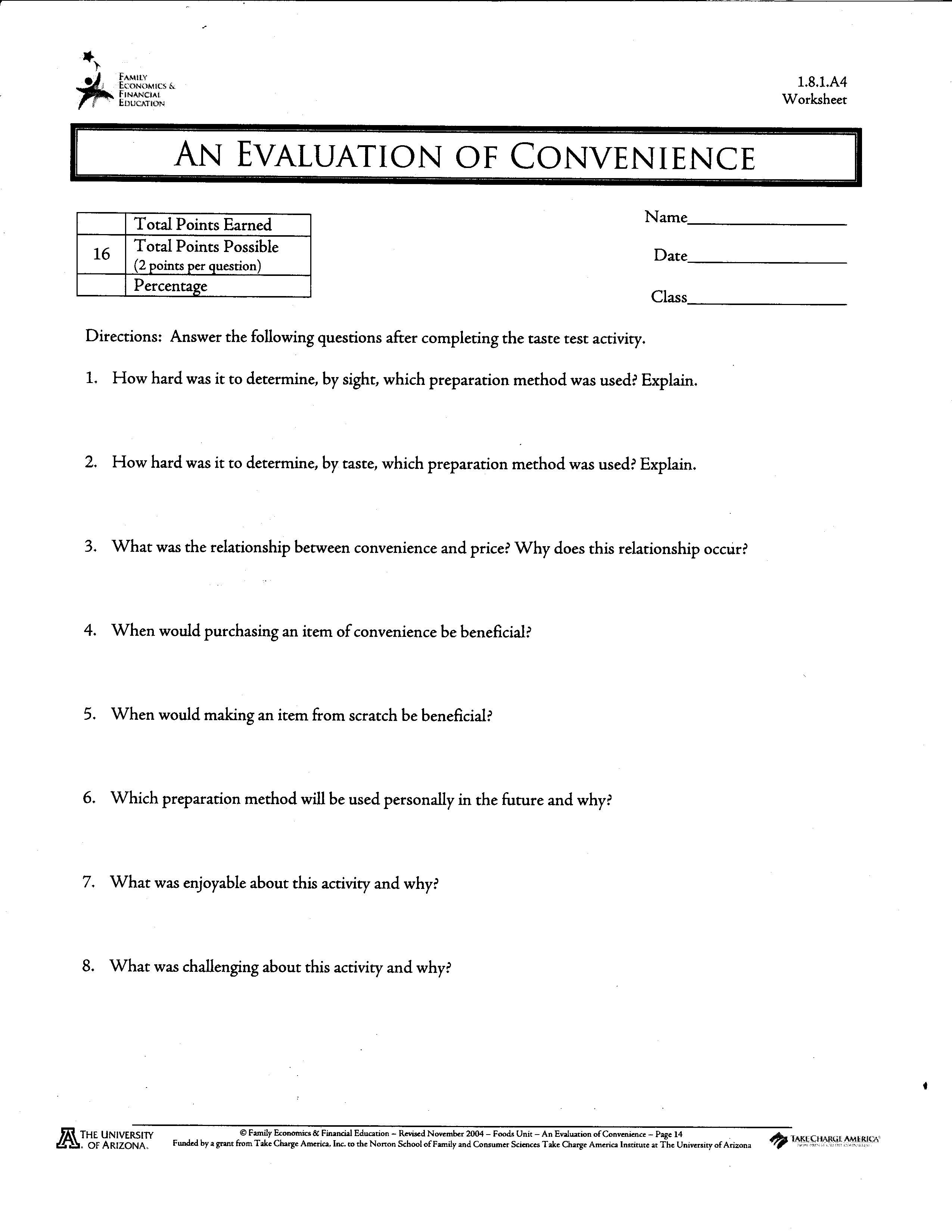 16 Best Images Of Behaviorysis Worksheet