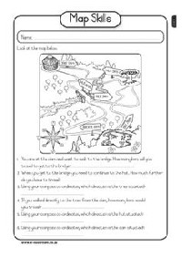 7 Best Images Of Worksheets Of A Synagogue