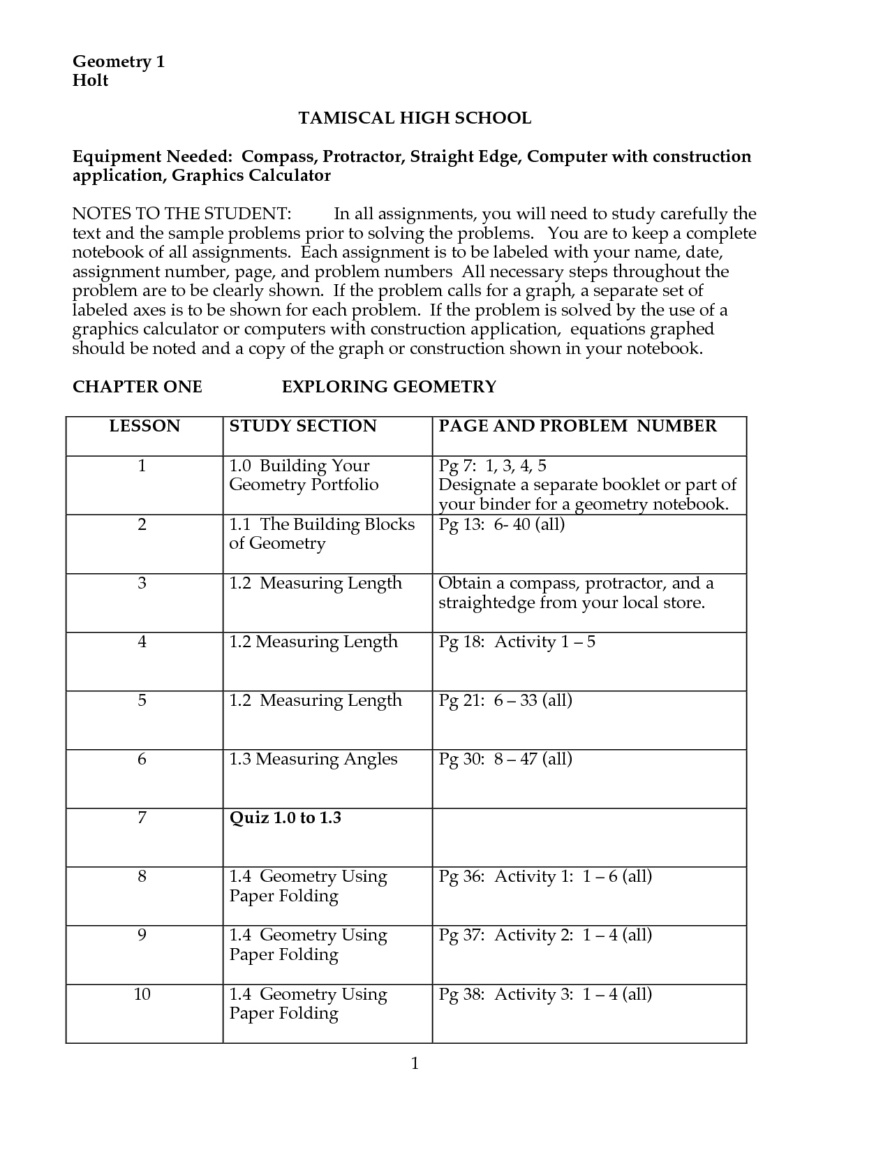 14 Best Images Of Computer Worksheets For High School