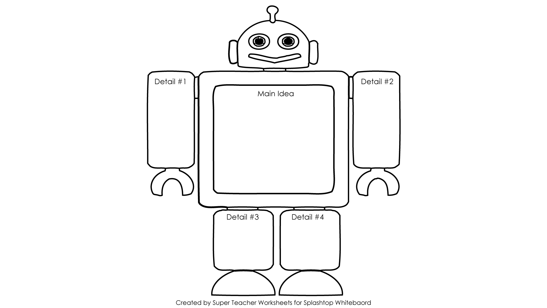 16 Best Images Of Robot Measuring Worksheet