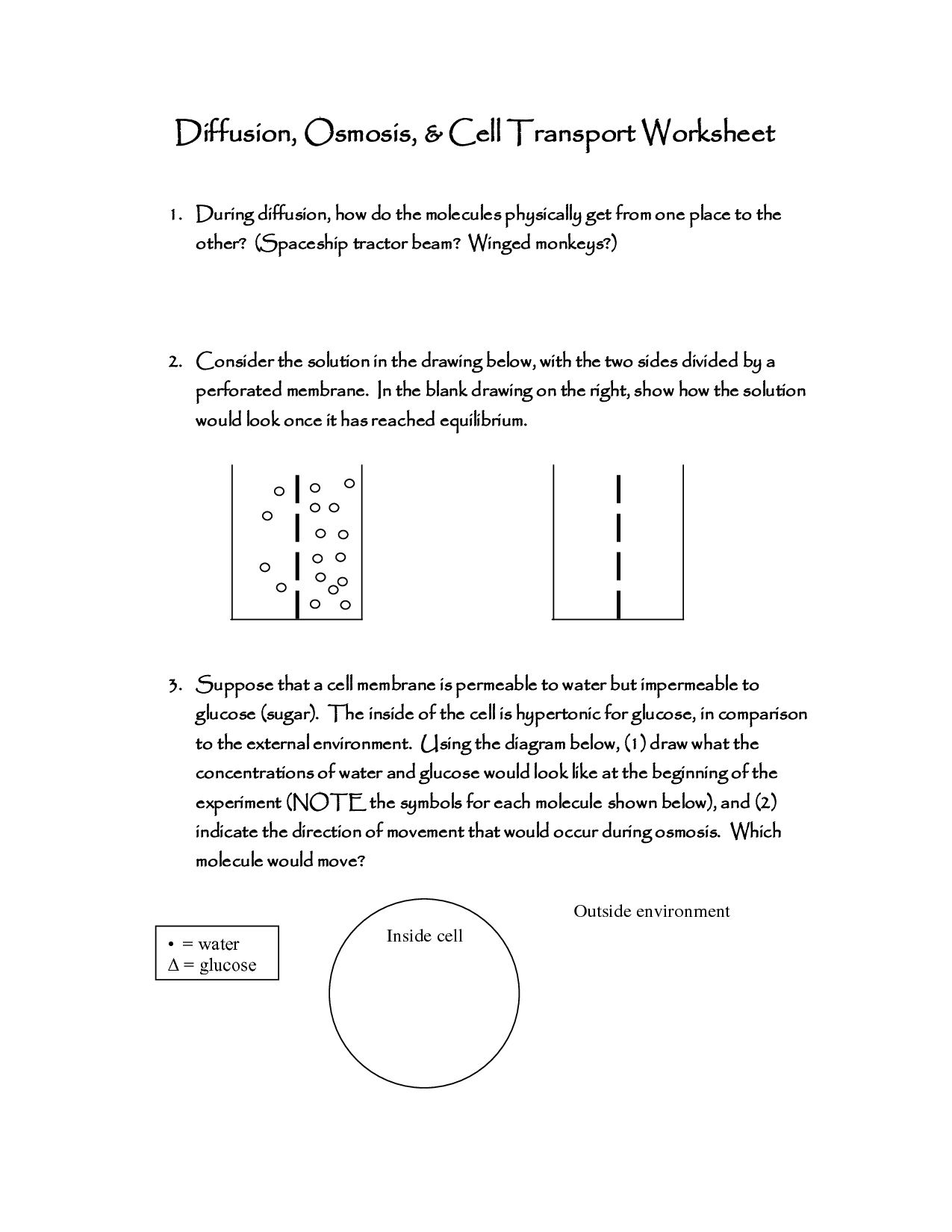 12 Best Images Of Bill Nye Cells Worksheet Answers