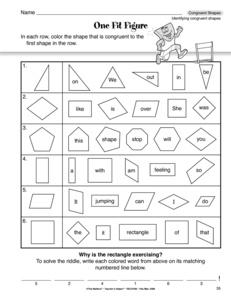 10 Best Images Of Similar Figures Worksheets 7th Grade