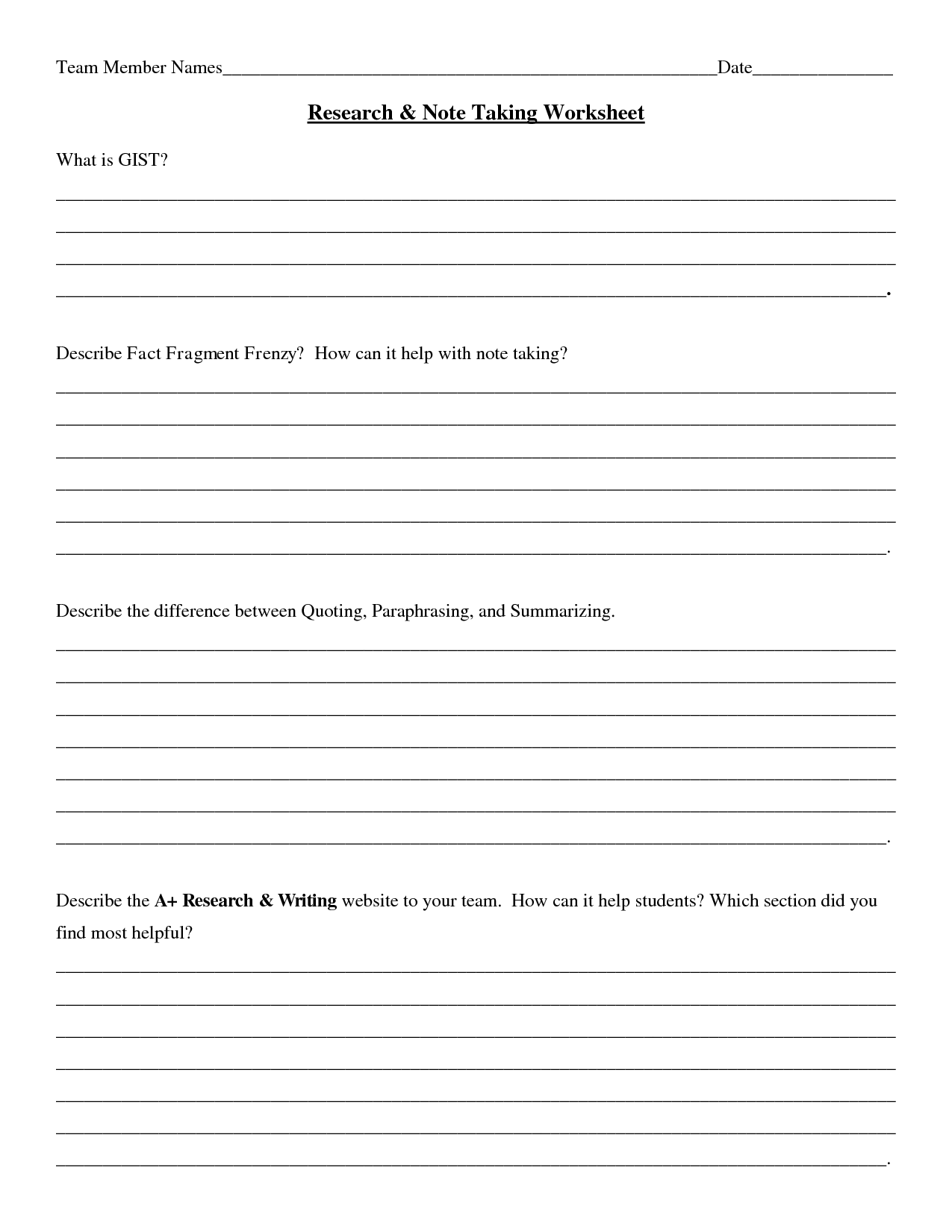 Other Worksheet Category Page 787