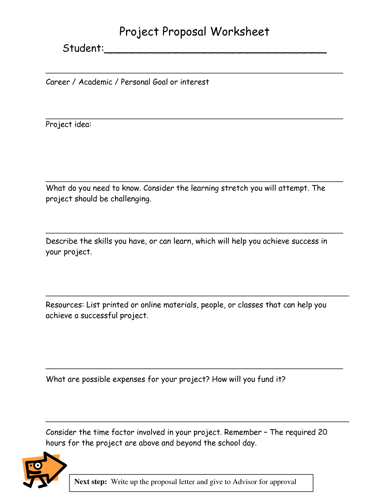 16 Best Images Of Academics For Student Reflection Worksheet