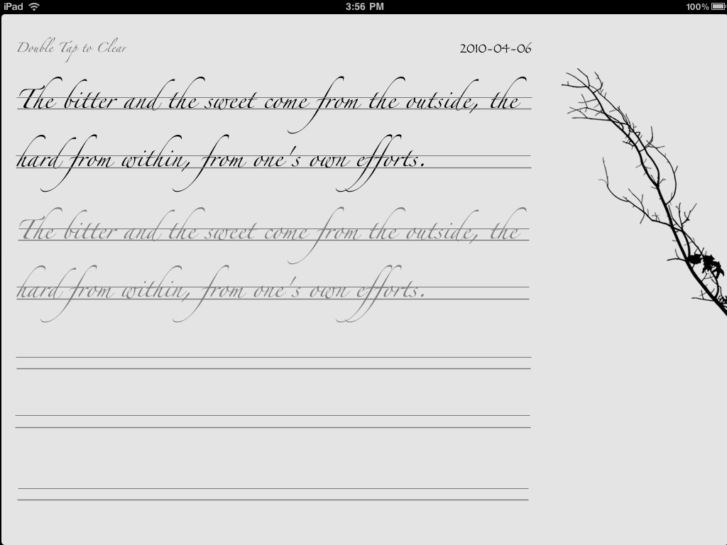 Calligraphy Practice Sheets Printable Free That Are