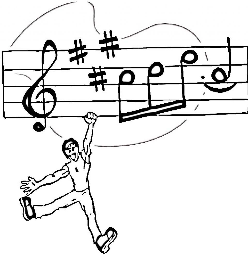 13 Best Images Of Music Note Worksheets For Kids
