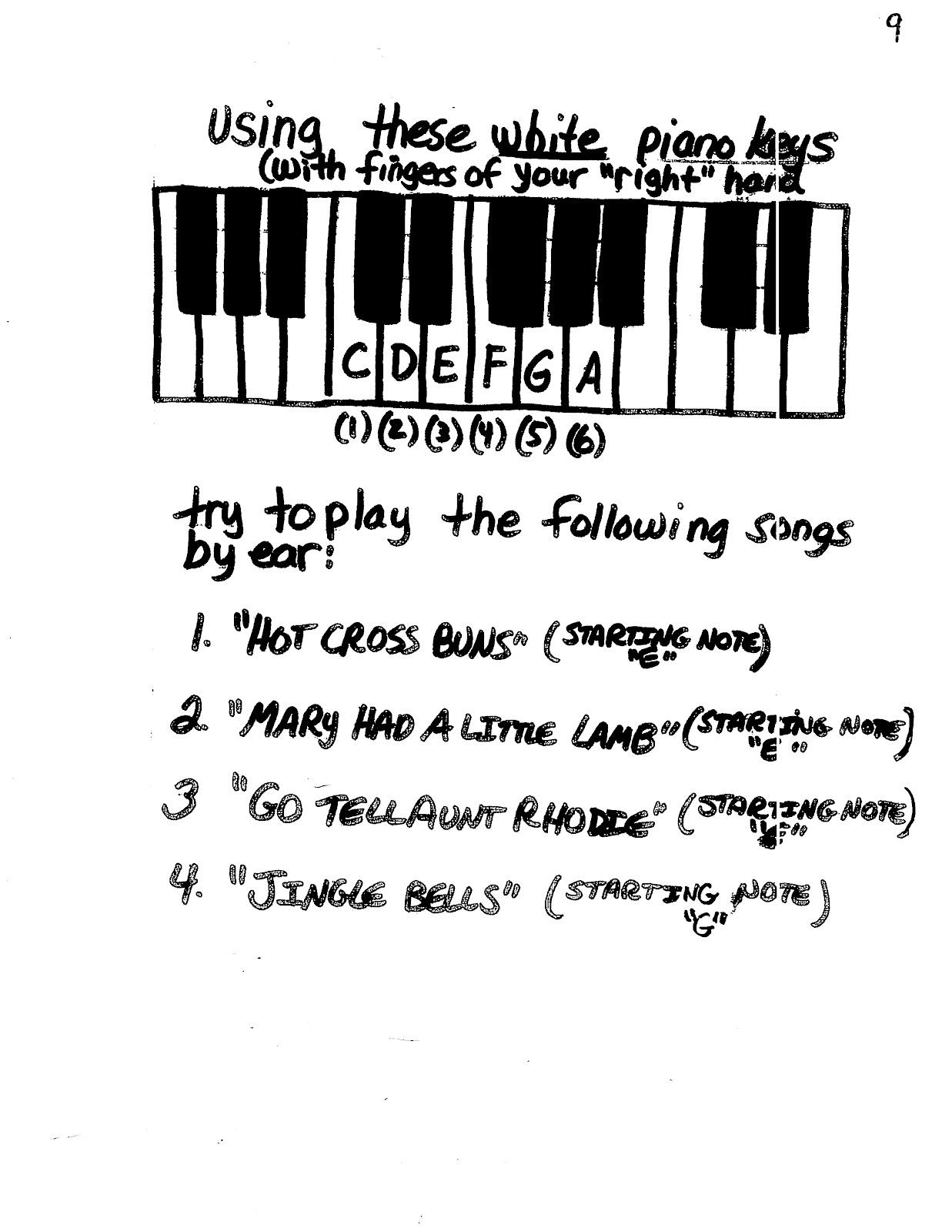 Happy Birthday Keyboard