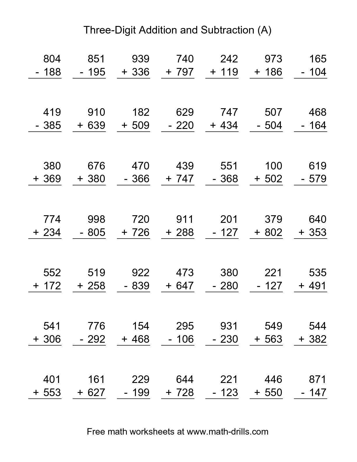 Number Worksheet Category Page 63